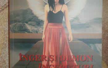 """""""Înger și Demon. Începuturi"""" – Marius Teodor Ungureanu"""
