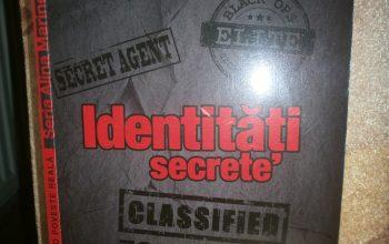 """Identități secrete"" – Monica Ramirez"