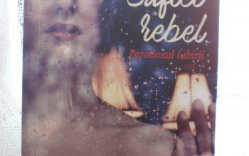 """""""Suflet rebel"""" – Nieves F Joy"""