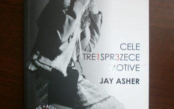 """Cele treisprezece motive"" – Jay Asher"