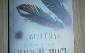 """""""Neamul Corbilor. Vol. 2. Blestemul Zorilor"""" – Lavinia Călina"""