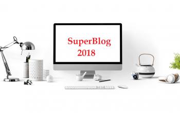 A sosit momentul pentru o provocare: SuperBlog 2018!