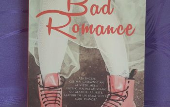 """Bad Romance"" – Heather Demetrios"