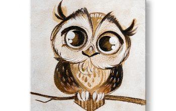 Tablouri canvas pictate manual SOVA YOBFB544E1