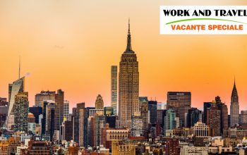 Visul american e la un pas distanță, cu vacanțele speciale Work and Travel