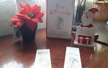 """O zi de decembrie"" – Josie Silver"