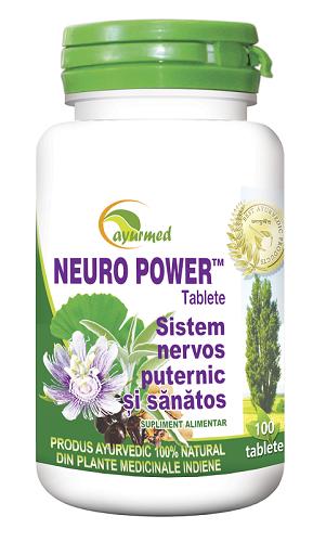Neuro Power - AYURMED