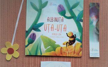 Albinuța Uța-Uța – Patricia Lidia – recenzie