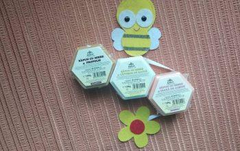 Îngrijește-ți pielea cu săpunuri cu miere