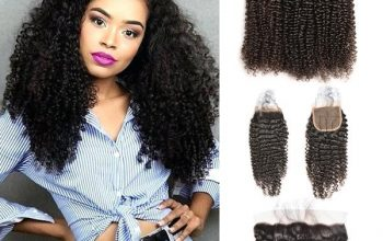 How to change human hair weaves into deep curly