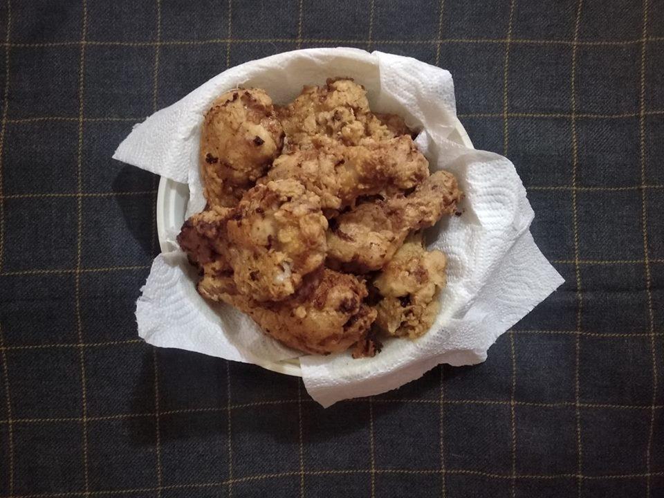 pulpe de pui în stil KFC