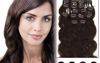 Three best clip in extensions for fine hair