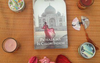 Pictează-mă în culori indiene (Vol. 1) – Dyana Pîslaru