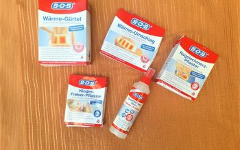 S.O.S. – Tu cum scapi de dureri și febră?