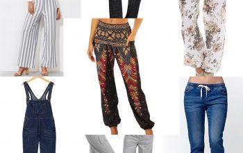 7 Pantaloni casual ideali pentru vara 2019 și nu numai