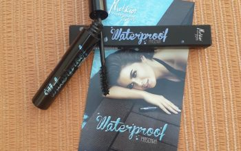 mascara waterproof melkior