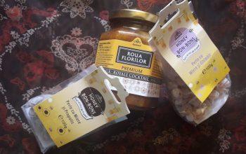 Perlele cu miere Apidava sau cum te tratezi cu dulciuri