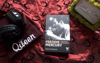 Freddie Mercury – Peter Freestone