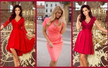 3 rochii scurte de pe Ralta ideale pentru Valentine's Day