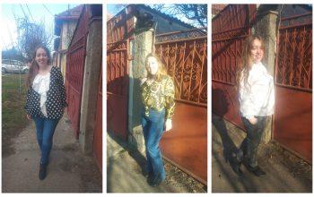 Jeans și pantaloni de la Femme Luxe
