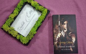 Ultimul avanpost. Vol. 4: Revoluții – Lavinia Călina