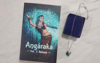 Angáraka. Vol. 1: Balanța – Lavinia Călina