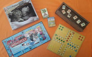 Seri cu jocuri, seri de vis alături de fiica mea