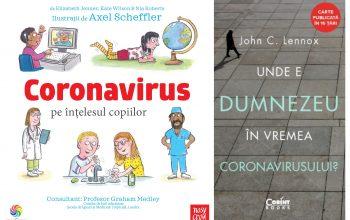 Cărți despre coronavirus, ebook și gratuit – Editura Corint