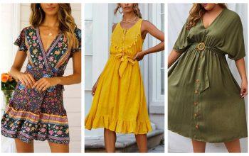 3 rochii casual de purtat vara asta