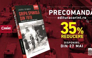 GRIPA SPANIOLĂ DIN 1918 Pandemia care a schimbat lumea de Laura Spinney