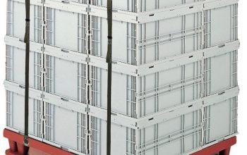Containerele stivuibile de la Schoellerallibert.com pentru combinatul viticol