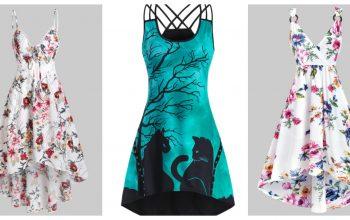 5 rochii noi în wishlist-ul de pe Dresslily