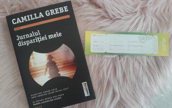 Jurnalul dispariției mele – Camilla Grebe