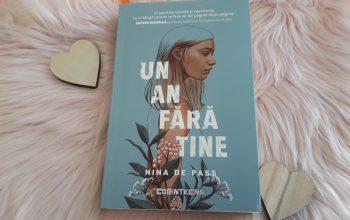 Un an fără tine – Nina de Pass