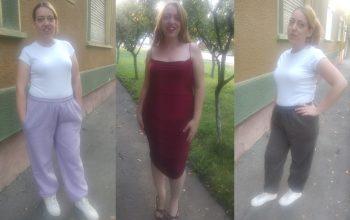 Pantaloni și rochie elegantă de pe Femme Luxe