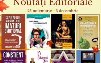 30% reducere la Noutăți Editoriale! - Editura Herald