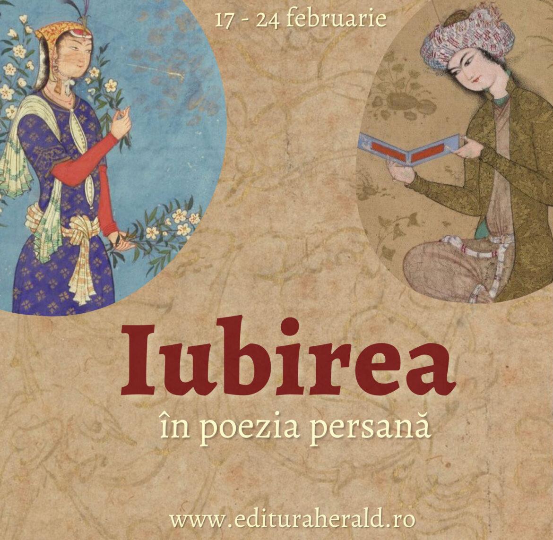 iubirea în poezia persană