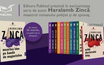 Seria de autor Haralamb Zincă – Comunicat de presă