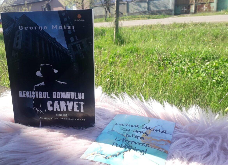 Registrul domnului Carvet – George Moisi