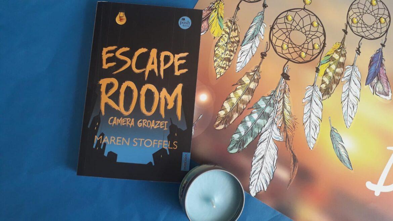 Escape Room. Camera groazei – Maren Stoffels