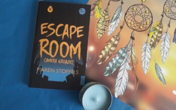 Escape Room. Camera groazei – Maren Stoffels