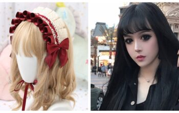 A Look At Some Famous Lolita Wigs & Dress Ups